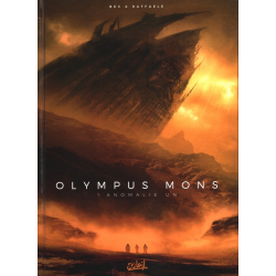 Olympus Mons - Tome 1 - Anomalie un