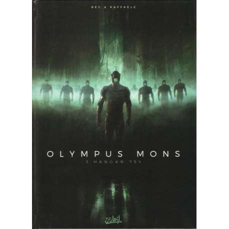 Olympus Mons - Tome 3 - Hangar 754