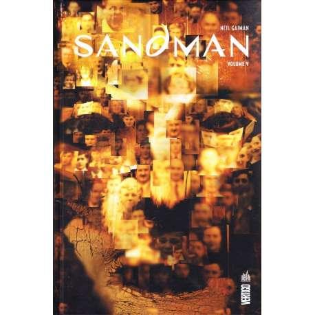 Sandman (Urban Comics) - Tome 5 - Volume V