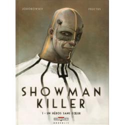 Showman Killer - Tome 1 - Un héros sans cœur