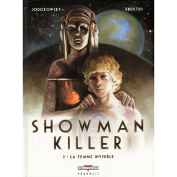 Showman Killer - Tome 3 - La Femme invisible