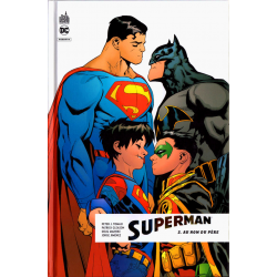 Superman Rebirth - Tome 2 - Au nom du père