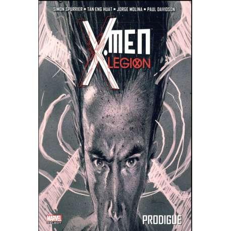 X-Men Legacy - Tome 1 - Prodigue