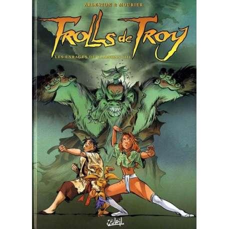 Trolls de Troy - Tome 10 - Les enragés du Darshan (II)