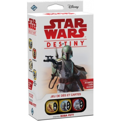Star Wars Destiny : Boba Fett