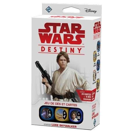 Star Wars Destiny : Luke Skywalker
