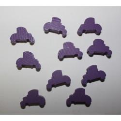 Voiture Violette