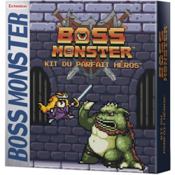 Boss Monster : Kit du Parfait Héros