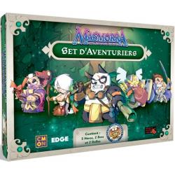 Masmorra : Set d'Aventuriers
