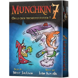 Munchkin 7 - Oh le Gros Tricheur