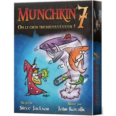 Munchkin 7 - Oh le Gros Tricheur