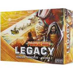 Pandemic Legacy Jaune