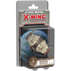 SW X-Wing : Bombardier Scurrg H