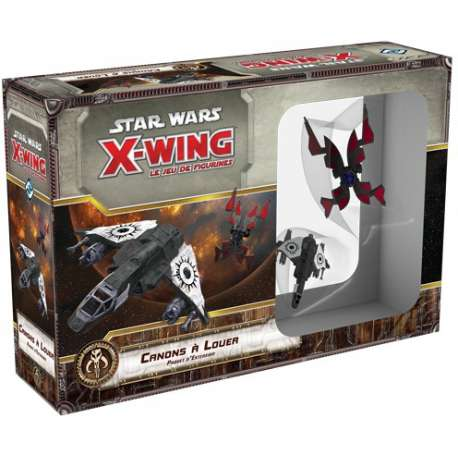 SW X-Wing : Canons à Louer