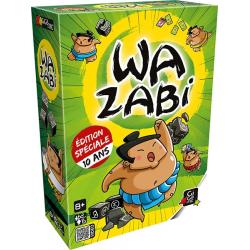 Wazabi 10ans