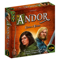 Andor 2 Joueurs : Chada & Thorn