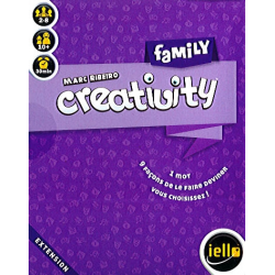 Creativity : Family