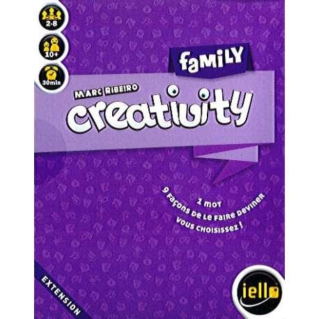 Creativity : Family