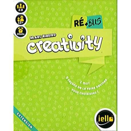 Creativity : Rébus