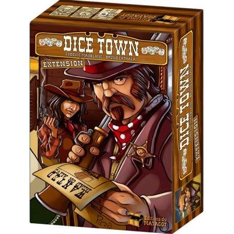 Dice Town : Wild West