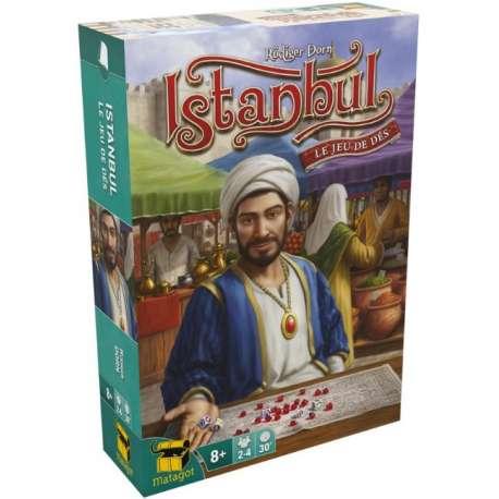 Istanbul : Le jeu de dés