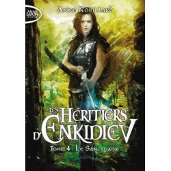 Les héritiers d'Enkidiev - Tome 4