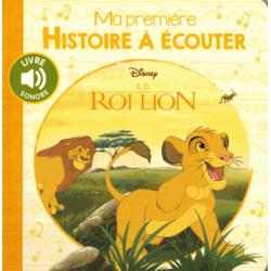 Le Roi Lion - Ma première histoire à écouter