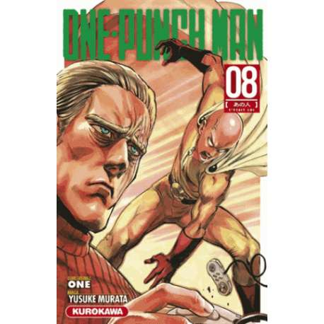 One-Punch Man - Tome 8