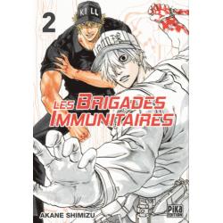 Les brigades immunitaires - Tome 2