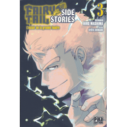 Fairy Tail Side Stories - Tome 3