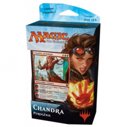 MTG Dominaria : Deck Commander CHANDRA FR