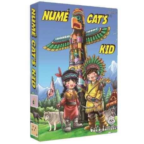 Cat's Numé - Kid