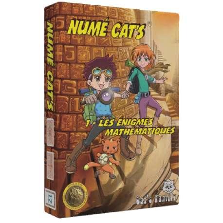 Cat's Numé 1 - énigmes mathématiques