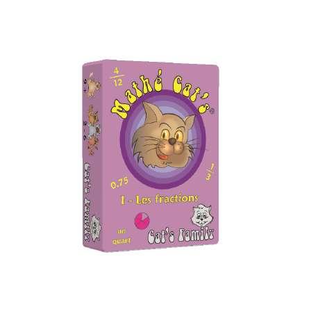 Cat's Mathé 1 - les fractions