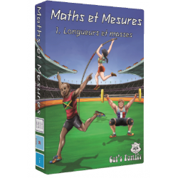 Cat's Maths mesures 1 - longueurs et masses