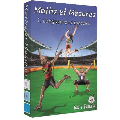 Cat's Maths mesures 1 - longueurs et masses
