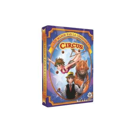 Cat's La consigne - Circus