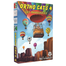 Cat's Ortho 4 - invariables