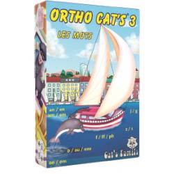 Cat's Ortho 3 - Les mots