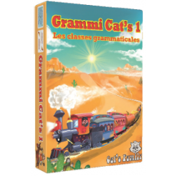 Cat's Grammi 1 - classes grammaticales