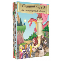 Cat's Grammi 3 - construction des phrases