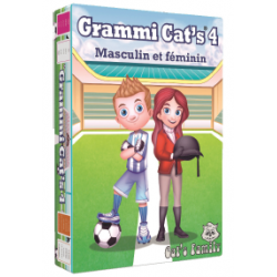 Cat's Grammi 4 - masculin féminin