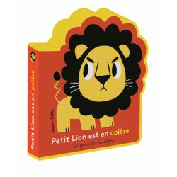 Petit Lion est en colère