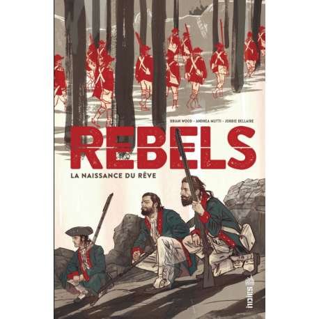 Rebels (Wood) - Rebels