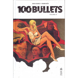 100 Bullets (albums cartonnés) - Volume 4
