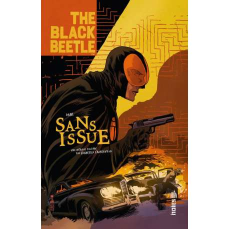 Black Beetle - Tome 1 - Sans issue