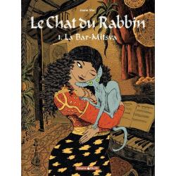 Chat du Rabbin (Le) - Tome 1 - La Bar-Mitsva