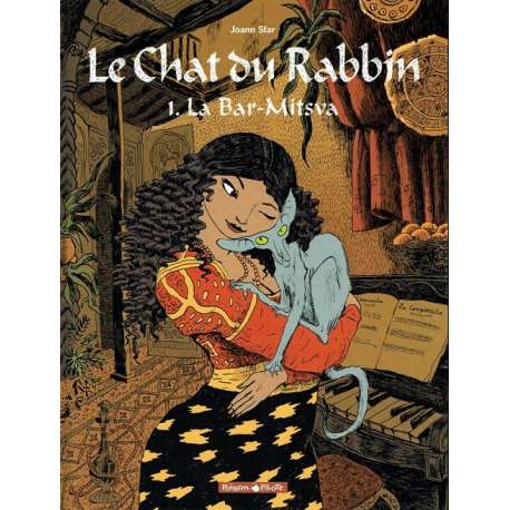 Chat du Rabbin (Le) - Tome 1 - La Bar-Mitsva