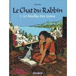 Chat du Rabbin (Le) - Tome 2 - Le Malka des Lions