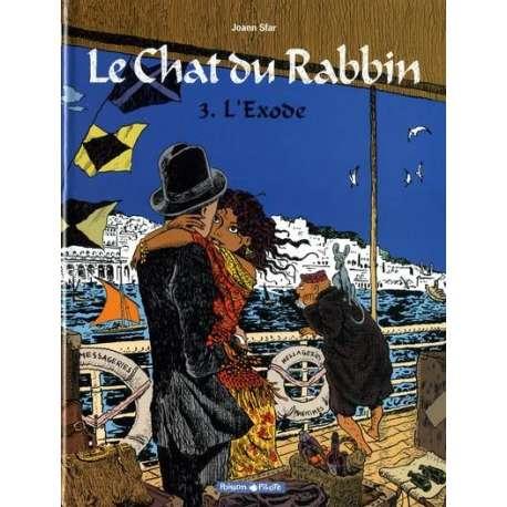 Chat du Rabbin (Le) - Tome 3 - L'exode